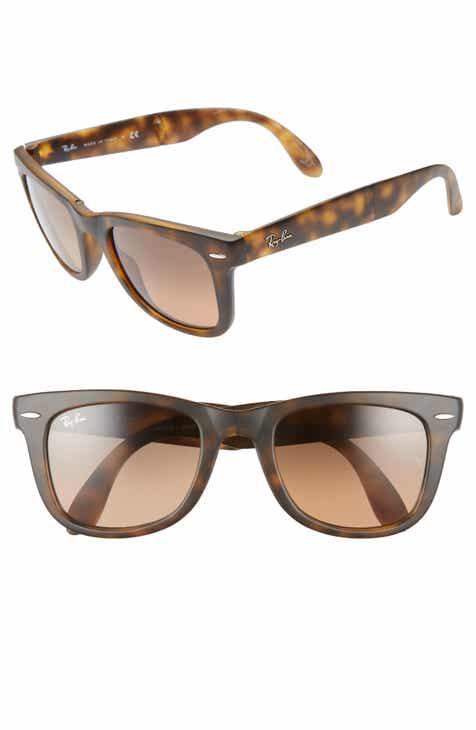 5ae4abc41fe Ray-Ban  Folding Wayfarer  50mm Sunglasses
