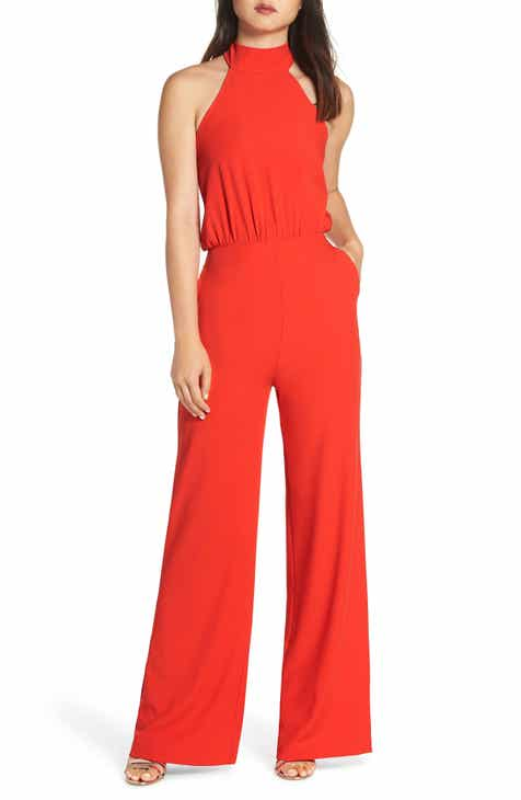 df47225855b Lulus Moment for Life Halter Jumpsuit