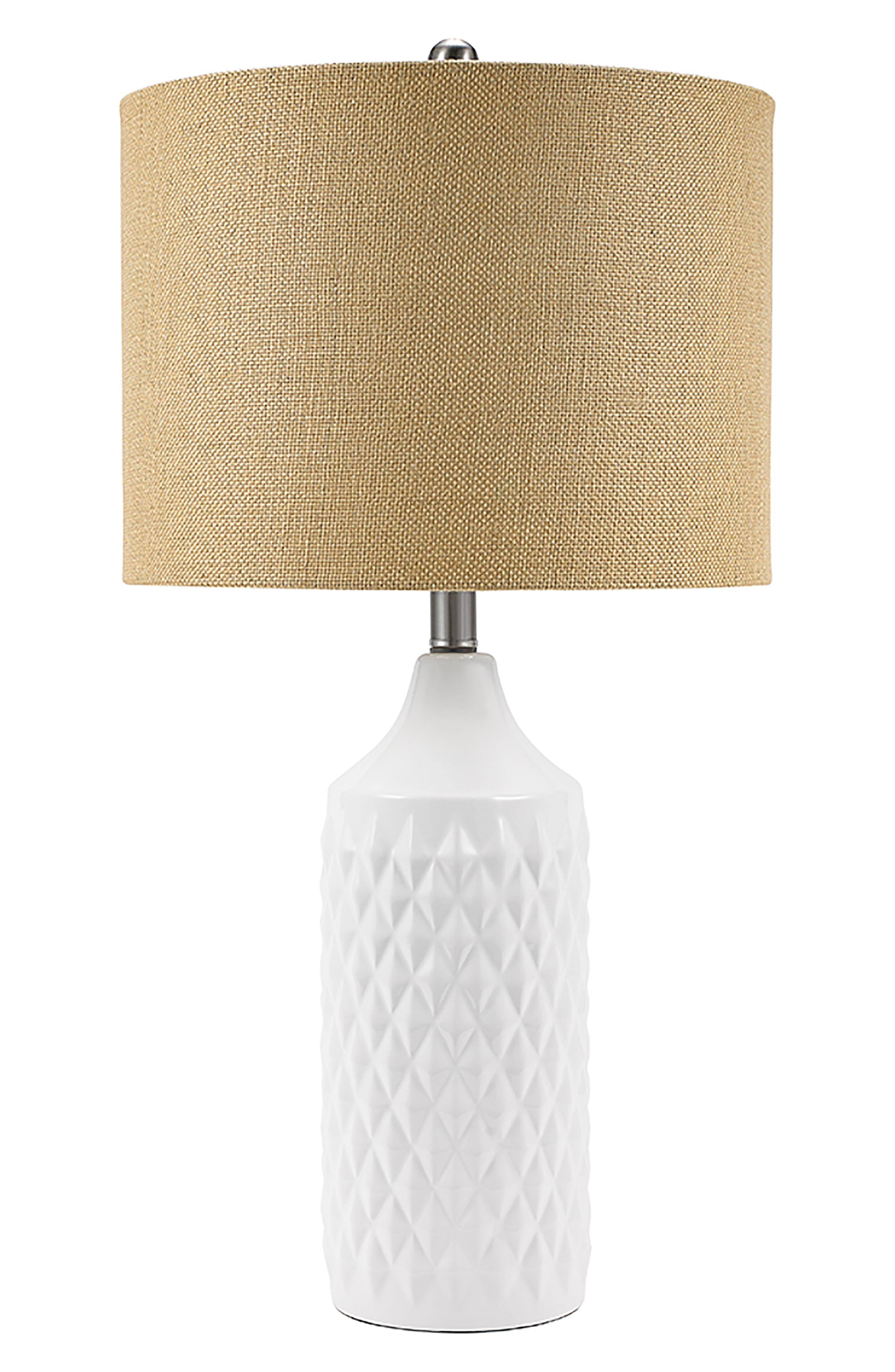 JAlexander Cassie Diamond Table Lamp