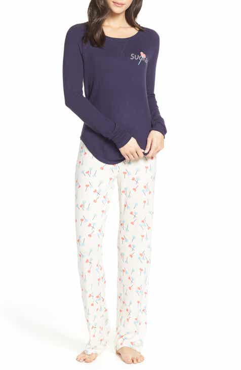2c781fc595 Make + Model Knit Girlfriend Pajamas