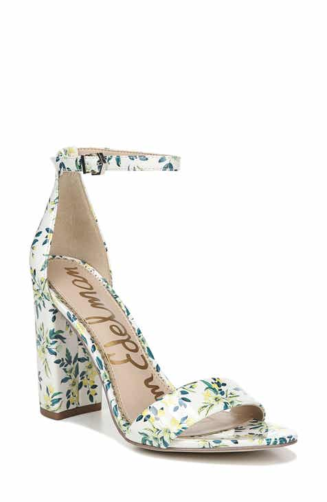 401657a2f8143 Sam Edelman Yaro Ankle Strap Sandal (Women)