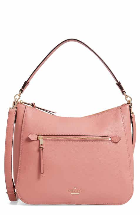 Kate Spade New York Jackson Street Quincy Leather Hobo