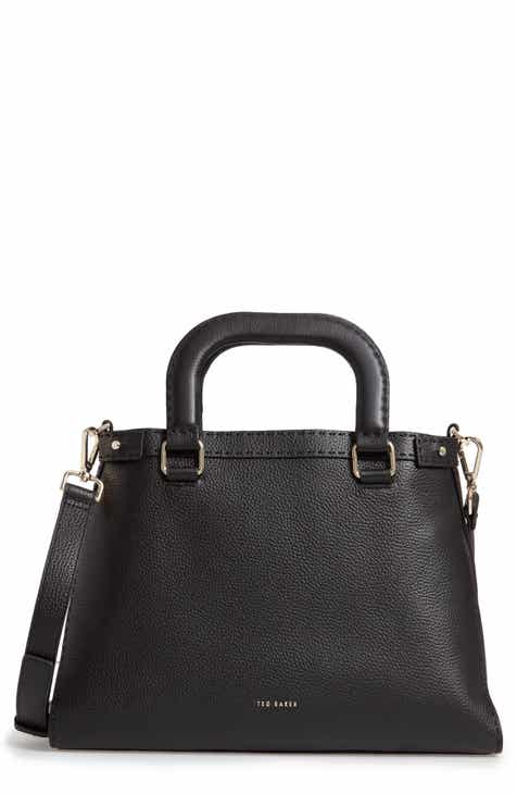 Ted Baker London Daiisyy Leather Tote