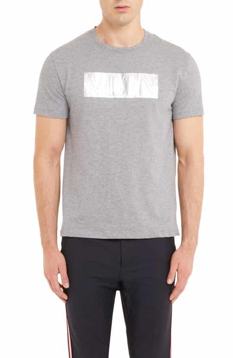 14fb2564 Valentino VLTN Logo T-Shirt