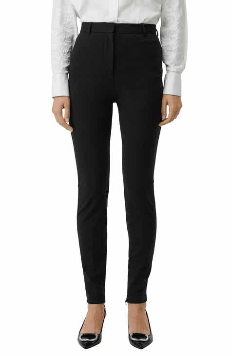 Alexander Wang Zip Hem Houndstooth Legging Pants by ALEXANDER WANG