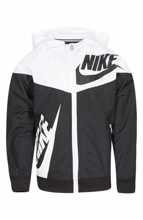 a6d358377d Nike Sportswear Windrunner Zip Hoodie (Toddler Boys   Little Boys)