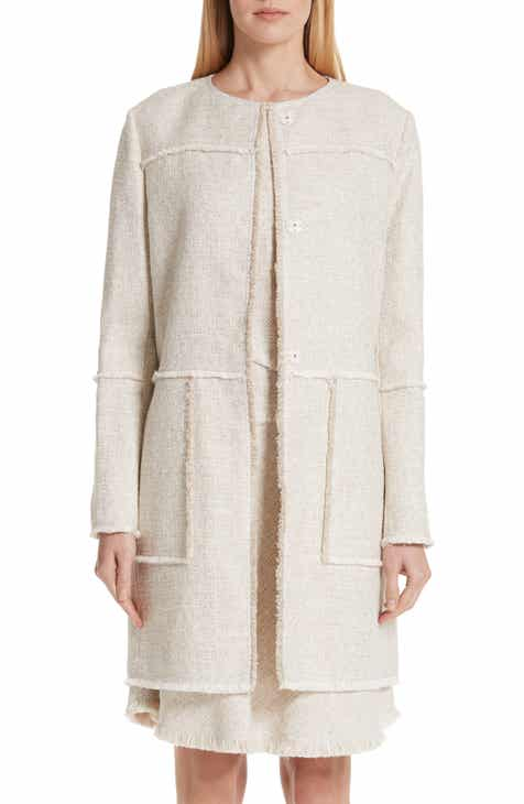 Lafayette 148 New York Francine Relaxed Tweed Topper by LAFAYETTE 148