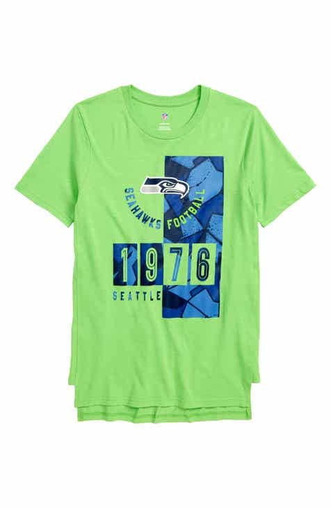 484bcd9e62 Outerstuff Seattle Seahawks Deconstructed T-Shirt (Big Boys)