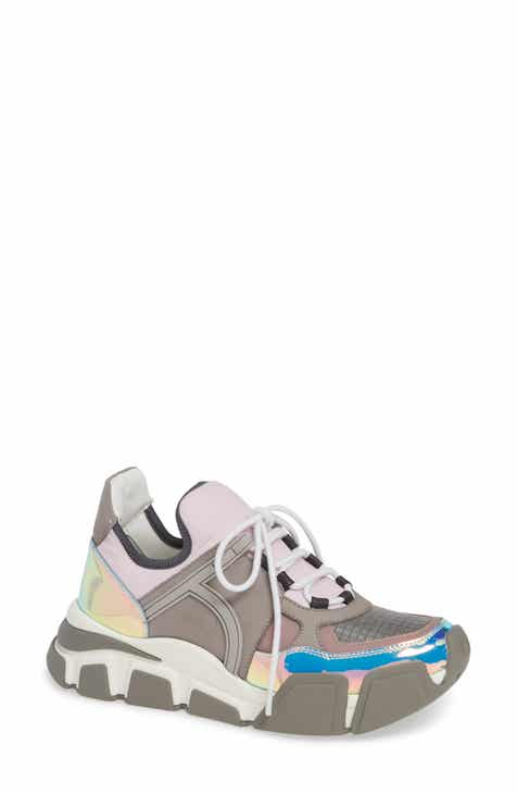 3a0ce775690d Women s Salvatore Ferragamo Sneakers   Running Shoes