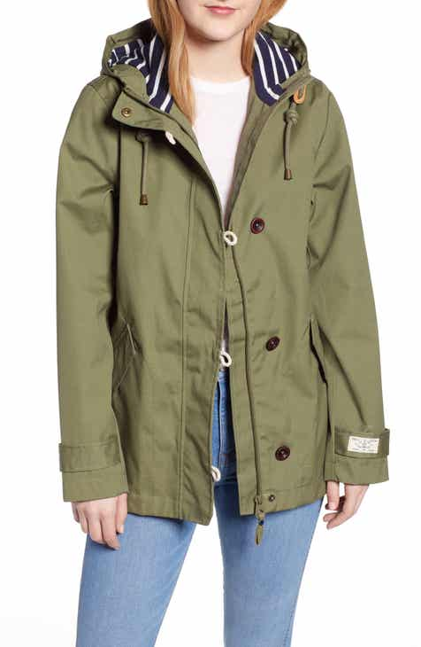 a4c0e2dde293b Joules Coast Waterproof Hooded Jacket