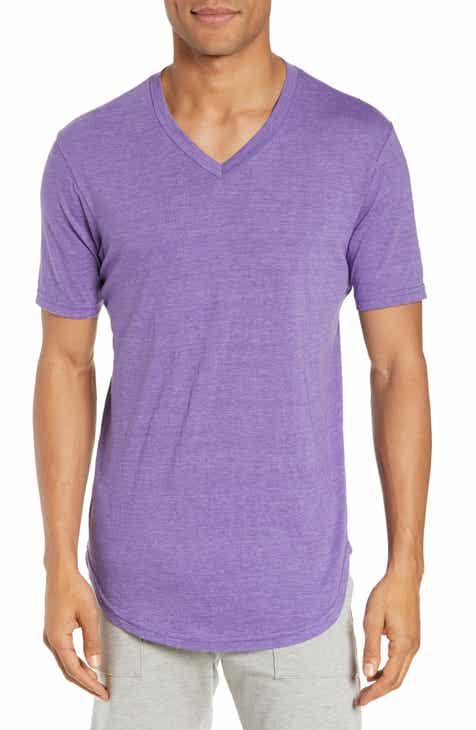 a524337bcbe Goodlife Scallop Triblend V-Neck T-Shirt