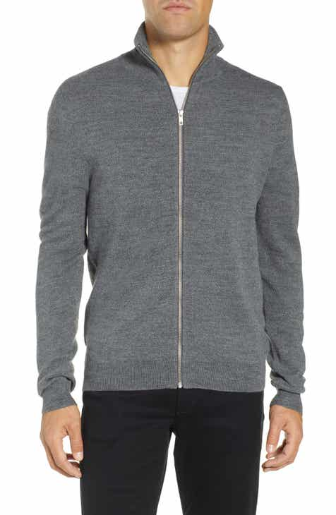 Mens Full Zip Sweaters Nordstrom