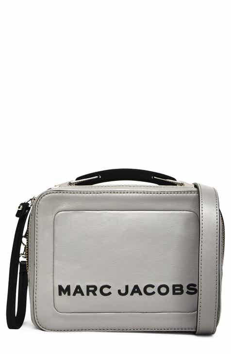 MARC JACOBS The Box 20 Leather Crossbody Bag c6d9fffdd3c5d