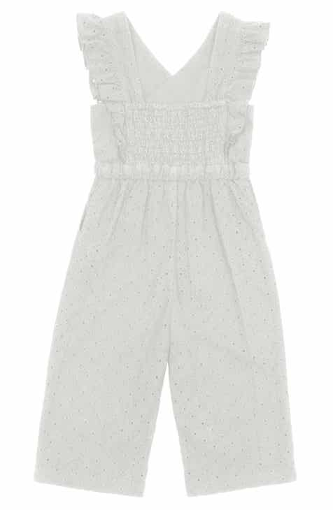 3fe79fd2adf1 Girls  White Dresses   Rompers