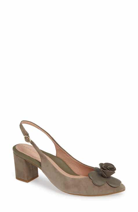 6e598bc6415 Taryn Rose Michelle Rose Detail Ankle Strap Pump (Women)