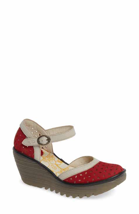 f5dc425612f Fly London Yven Wedge (Women)