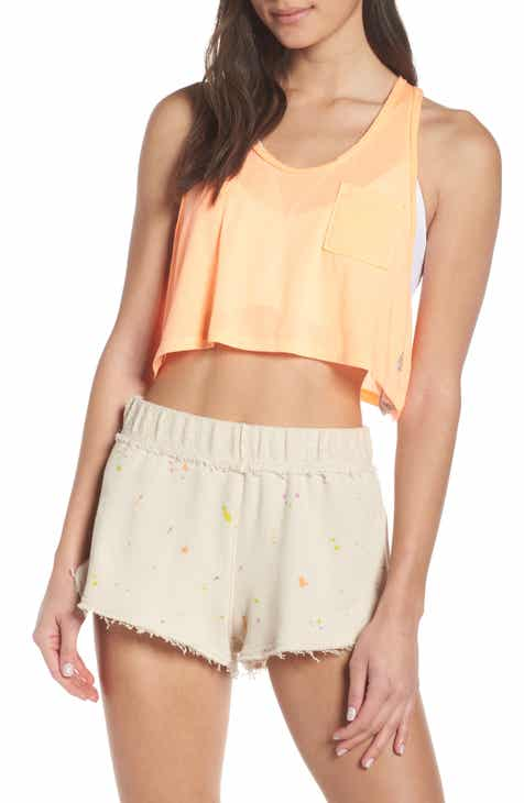 Free People Movement Sunny Days Crop Tank Top by FREE PEOPLE MOVEMENT