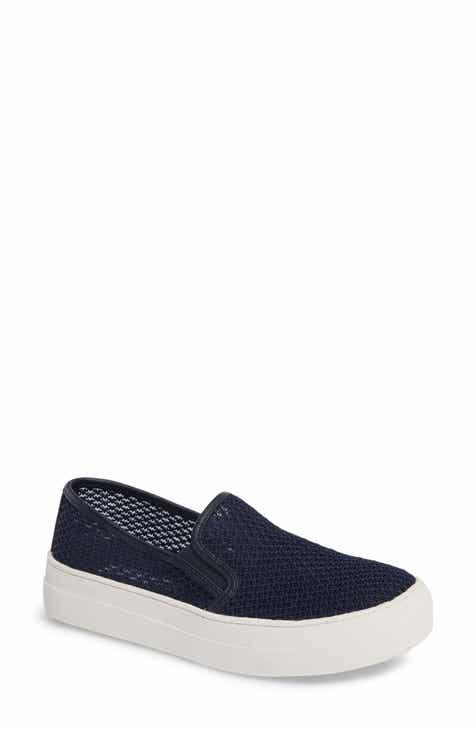 cbbc15ed7f24 Steve Madden Gills-M Mesh Slip-On Sneaker (Women)