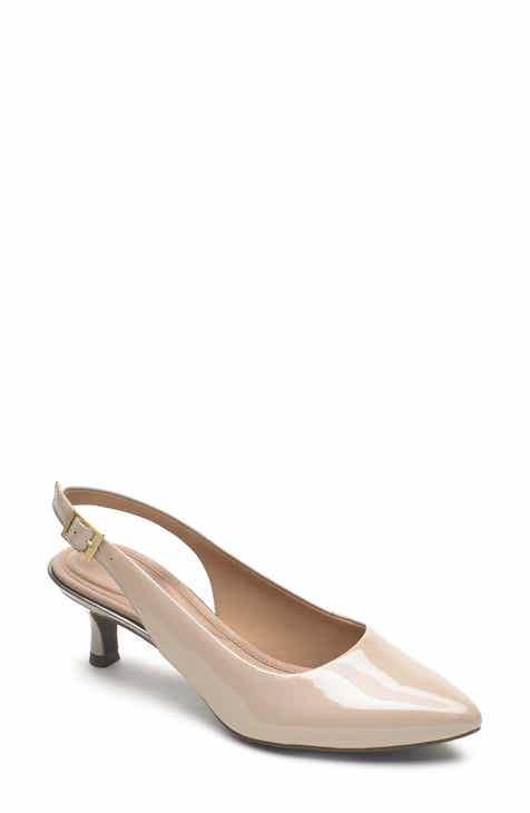 307431893b4 Women's Slingback Nude Heels | Nordstrom