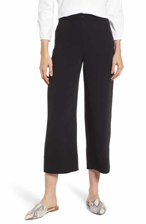 NIC+ZOE Harbour Town Crop Pants by NIC AND ZOE