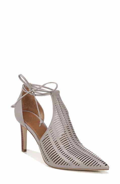 f36b792d0f4e SARTO by Franco Sarto Krista Perforated Ankle Wrap Pump (Women)
