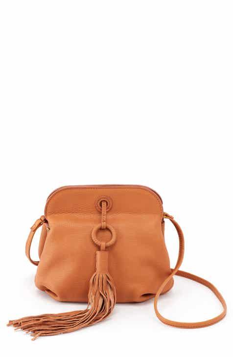7aa3429f32f0 Hobo Birdy Tassel Leather Crossbody Bag