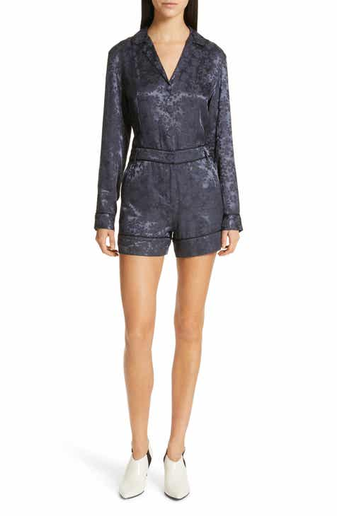 Rag & Bone Jarvis Jacquard Romper By RAG AND BONE by RAG AND BONE Best Design