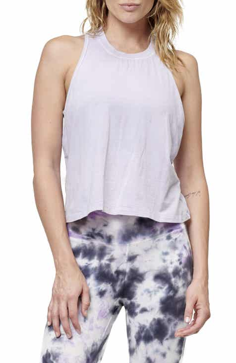 Electric & Rose Flower Racerback Tank By ELECTRIC AND ROSE by ELECTRIC AND ROSE Comparison