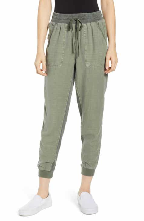 BDG Urban Outfitters Twill Cargo Trousers by BDG
