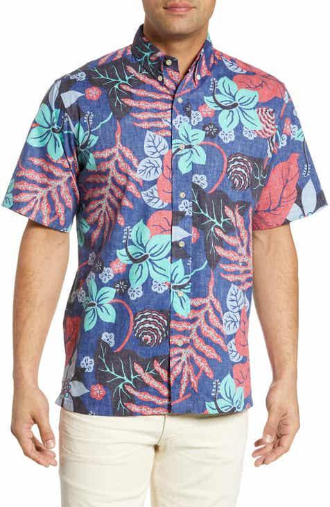 411e3b004249 Reyn Spooner San Clemente Classic Fit Sport Shirt