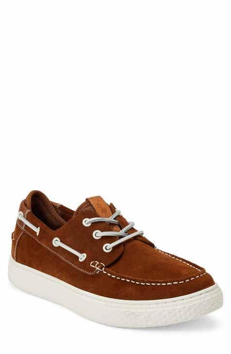 ee52df9361a2 Polo Ralph Lauren Deck 100 Boat Shoe (Men)