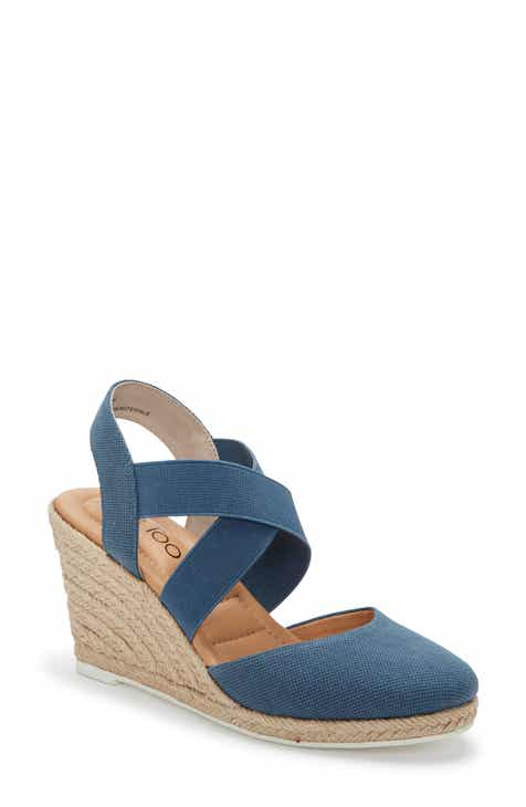 9182cf3d4f6 Me Too Brinley Espadrille Wedge (Women)