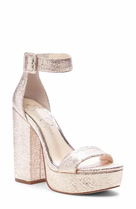 897c8a073dc Jessica Simpson Caiya Block Heel Sandal (Women)