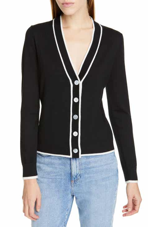 Vince Camuto Stripe Chenille Sweater (Plus Size) by VINCE CAMUTO