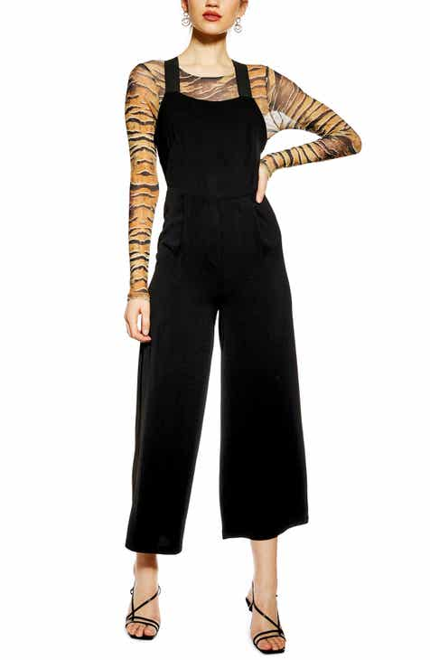 Ulla Johnson Landon Eyelet Trim Wide Leg Jumpsuit by ULLA JOHNSON