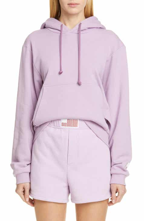 Matthew Adams Dolan Shrunken Hoodie by MATTHEW ADAMS DOLAN