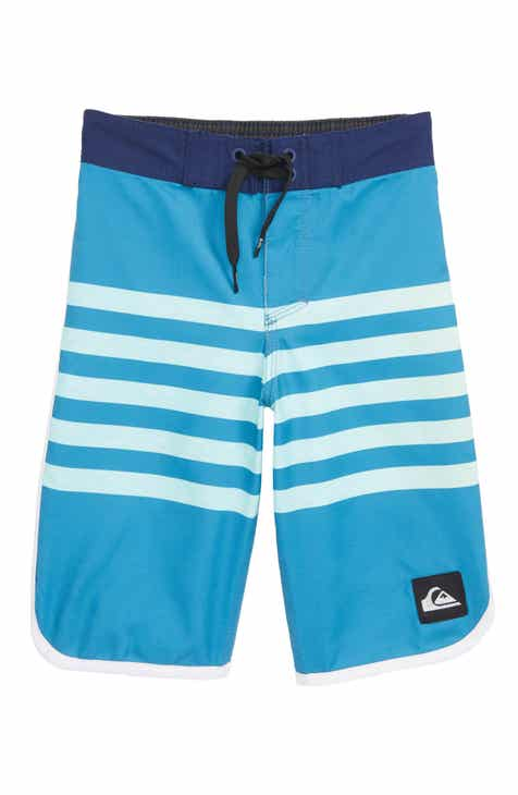 Quiksilver Everyday Grass Roots Board Shorts (Toddler Boys   Little Boys) 73424ad695574