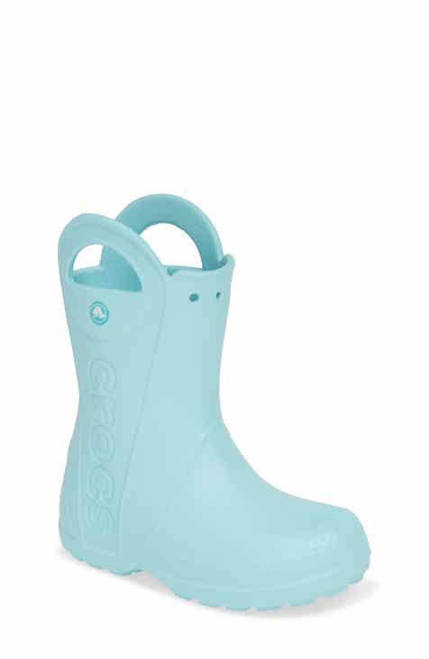 606c4e85a7ea27 CROCS™ Handle It Waterproof Rain Boot (Walker