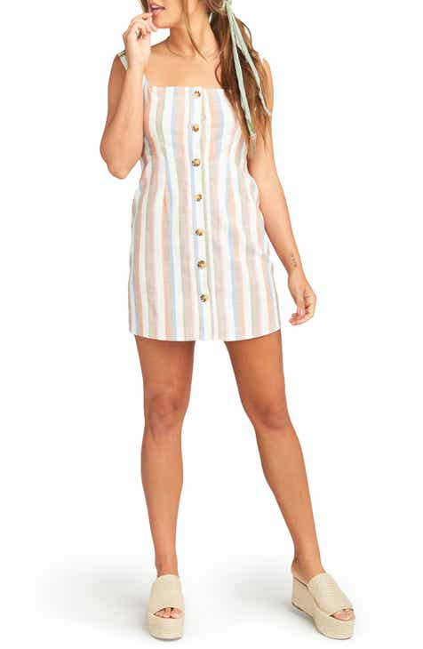 Show Me Your Mumu Cora Stripe Dress by SHOW ME YOUR MUMU