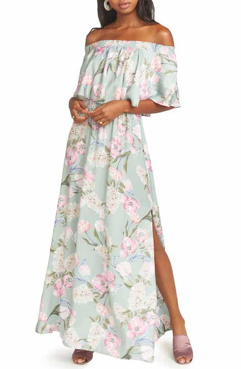 Show Me Your Mumu Hacienda Maxi Dress by SHOW ME YOUR MUMU