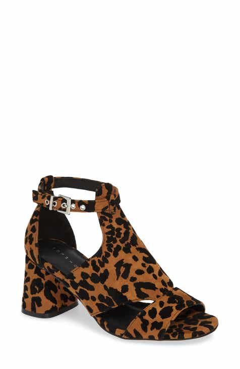 b4b4cee9451e2c Topshop Destiny Cutout Sandal (Women)