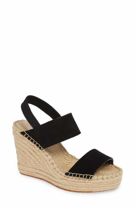 00143f8c3dfe Kenneth Cole New York Olivia Simple Platform Wedge Sandal (Women)
