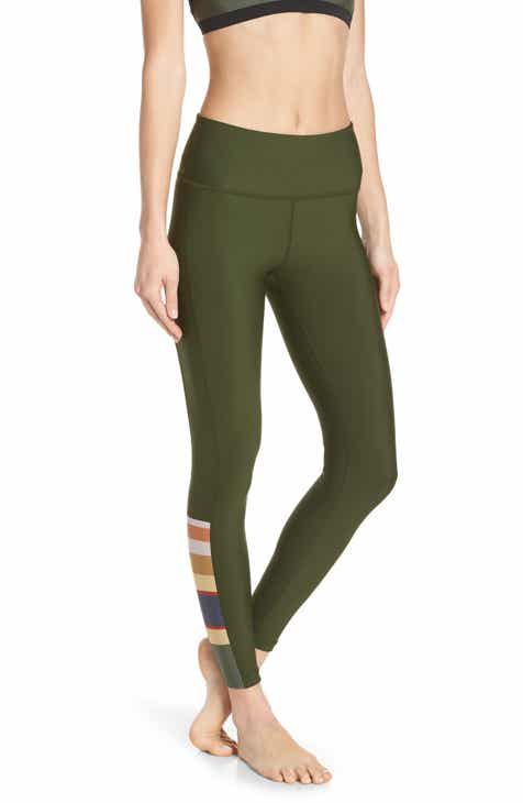 Hurley x Pendleton Badlands Quick Dry Surf Leggings by HURLEY