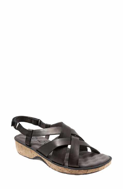b619556da1 Softwalk® Bonaire Cross Strap Sandal (Women)
