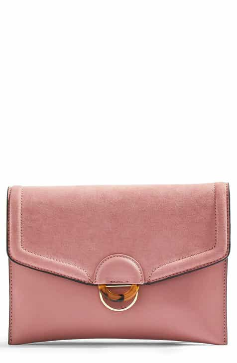 1ff2355f29 Topshop Cairo Faux Leather Crossbody Bag