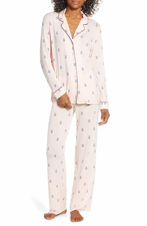 871787c766ca Women s Pink Pajama Sets