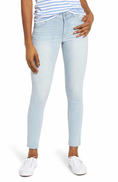 cace344d8 Wit   Wisdom Ab-Solution Skinny Jeans (Regular   Petite) (Nordstrom  Exclusive)