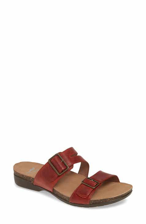 6ed8756b1d7 Dansko Rosie Slide Sandal (Women)