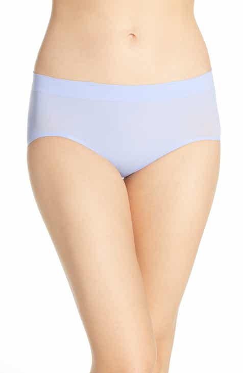 Wacoal 'Skinsense' Seamless High Cut Briefs by WACOAL