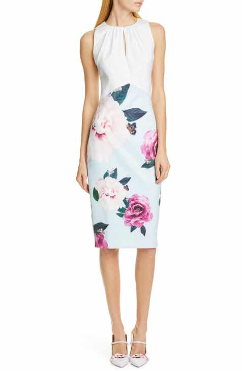47927550a51765 Ted Baker London Annile Magnificent Ruched Body-Con Dress